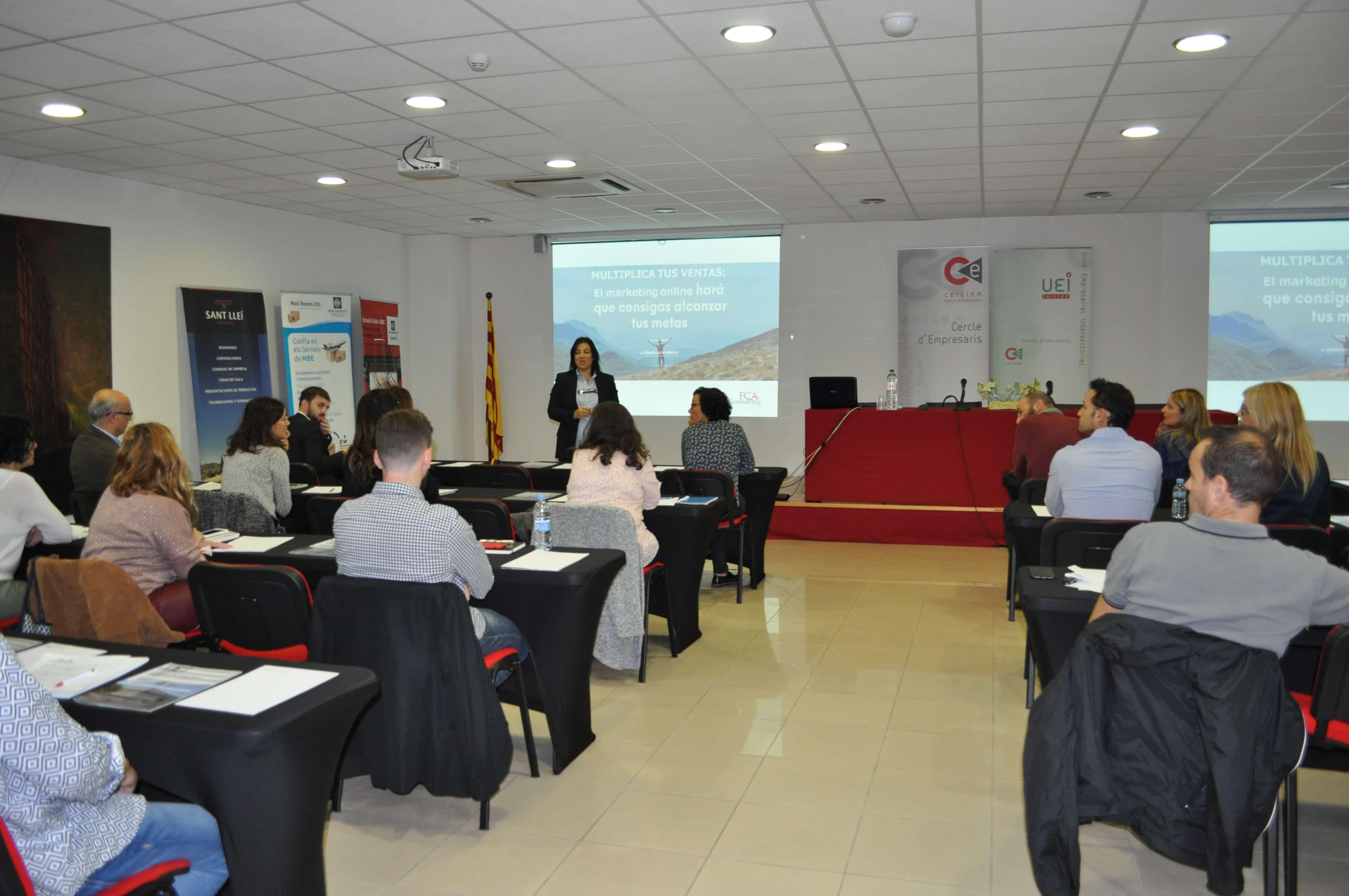 conferencia multiplica tus ventas con el marketing online.2