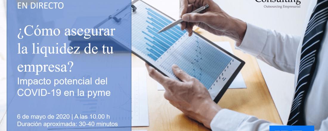 webinar liquidez 6 de mayo madrid