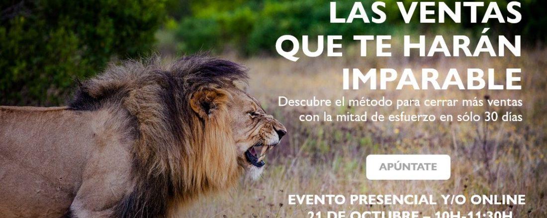 EVENTO LOS 7 PASOS DE LA VENTA